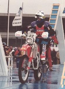 ISDE 1993 Holandia Assen