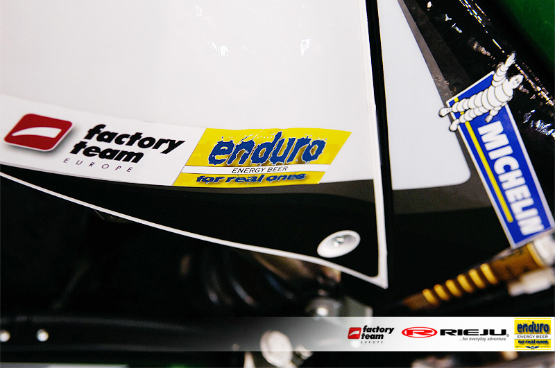 Rieju Enduro Racing Team