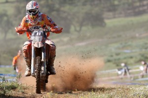 Johnny Aubert - Enduro 1