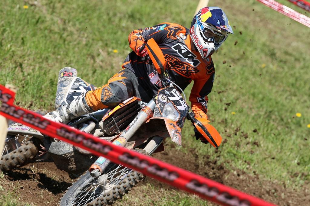 Taddy Blażusiak - WEC GP Włoch 2010