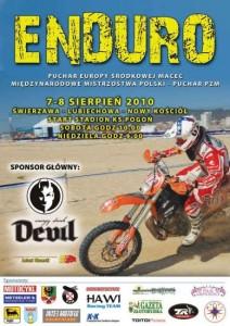 Mistrzostwa Polski Enduro - Nowy Kosciół 2010