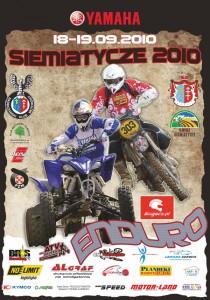 Mistrzostwa Polski w Rajdach Enduro - Siemiatycze 2010