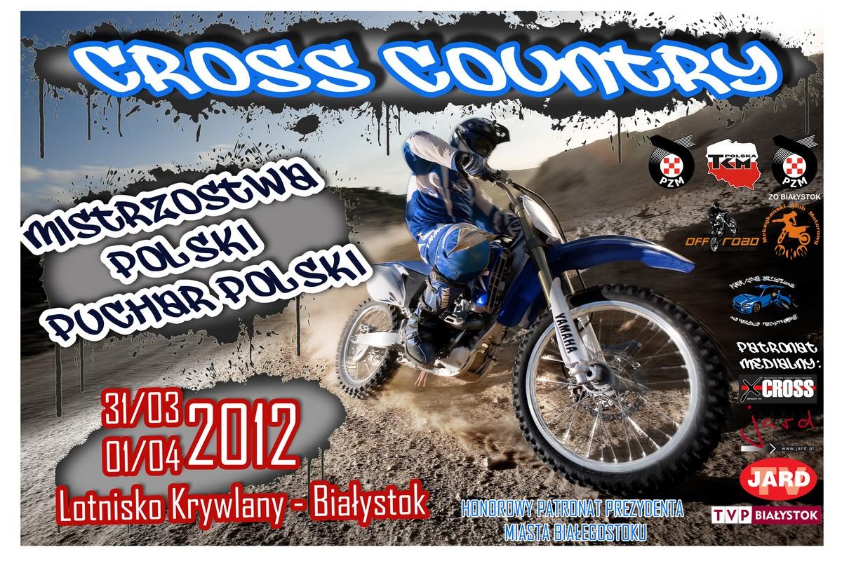Mistrzostwa Polski i Pucharu Polski - Cross Country, Białystok 2012