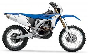 Yamaha WR 450F 2012