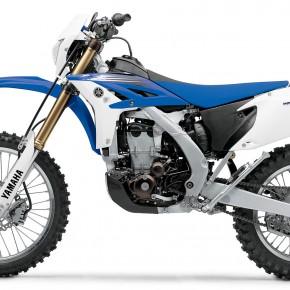 Yamaha Enduro WR 450F 2012