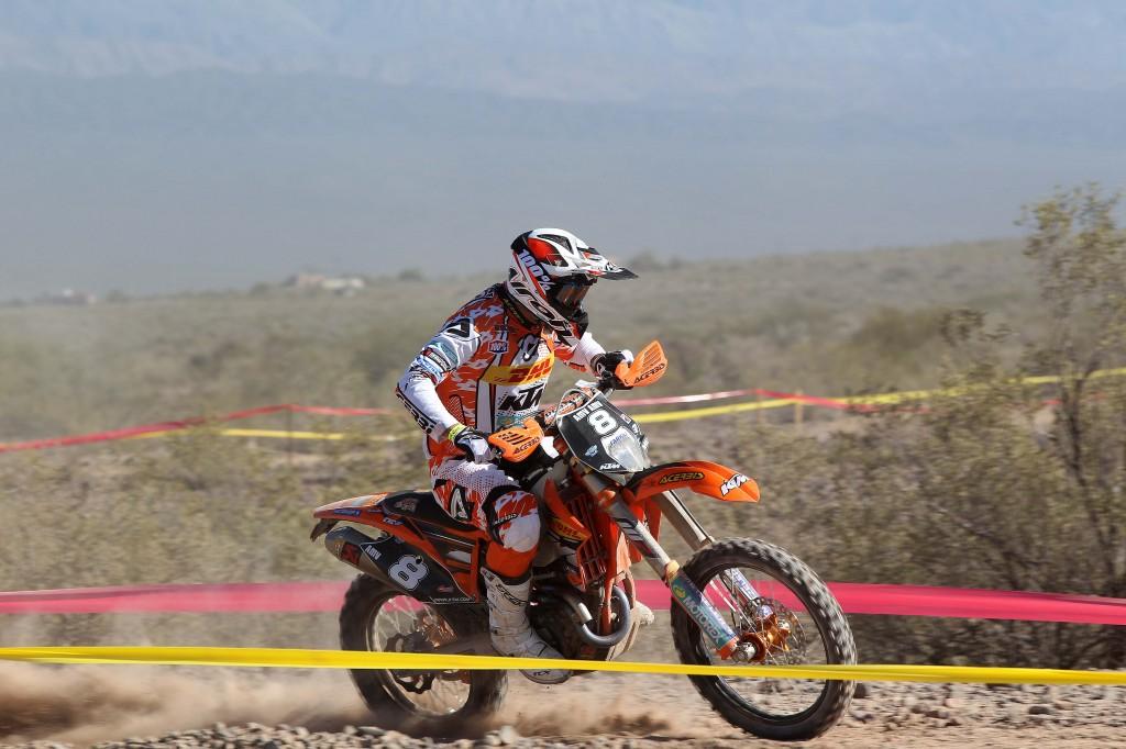 Antoine Meo KTM, Mistrzostwa Świata Enduro, Gp Argentyny 2012