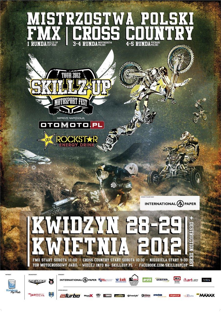 Cross Country Kwidzyn 2012