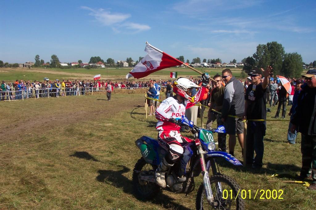 Bartek Obłucki - Sześciodniówka 2004 Kielce