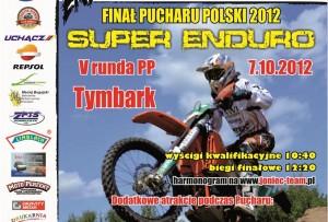 Finał Pucharu Polski w Superenduro - Tymbark
