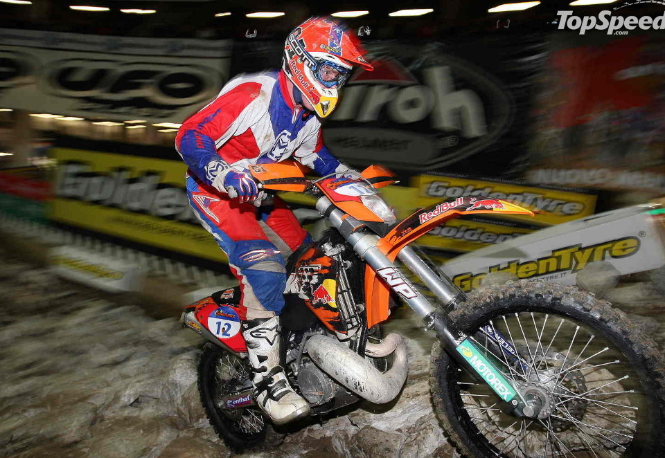 David Knight Superenduro 2008