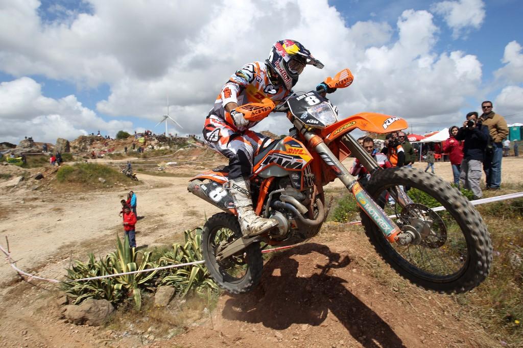 Antoine Meo - MŚ Enduro, Portugalia 2013