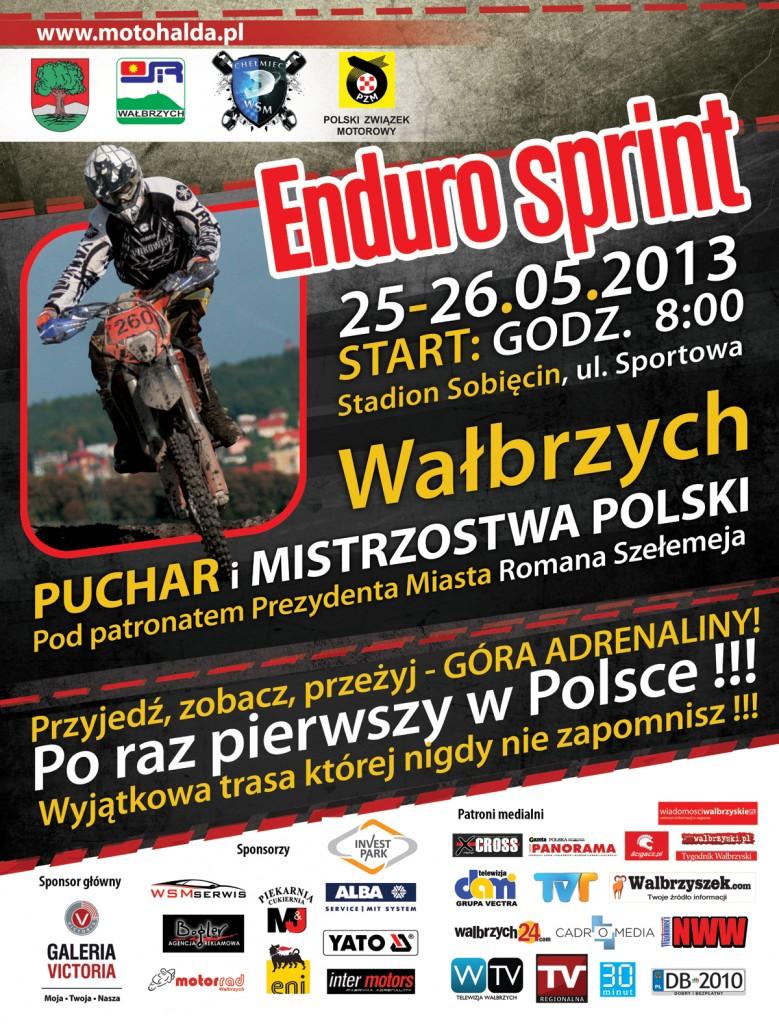endurosprint walbrzych 2013