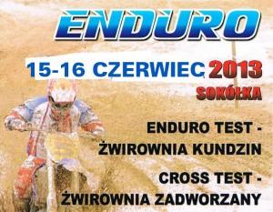 MP Enduro, Enduro MACEC CUP - Sokólka 2013
