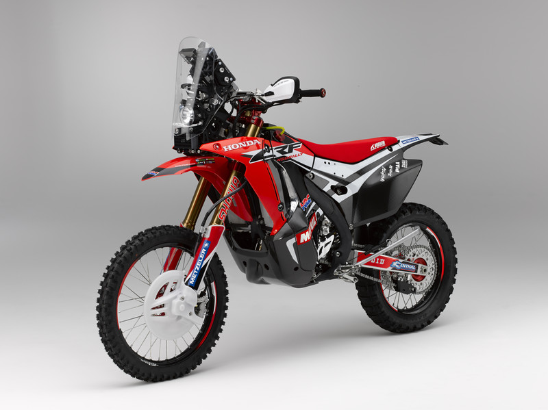 Honda CRF450 Rally 2014