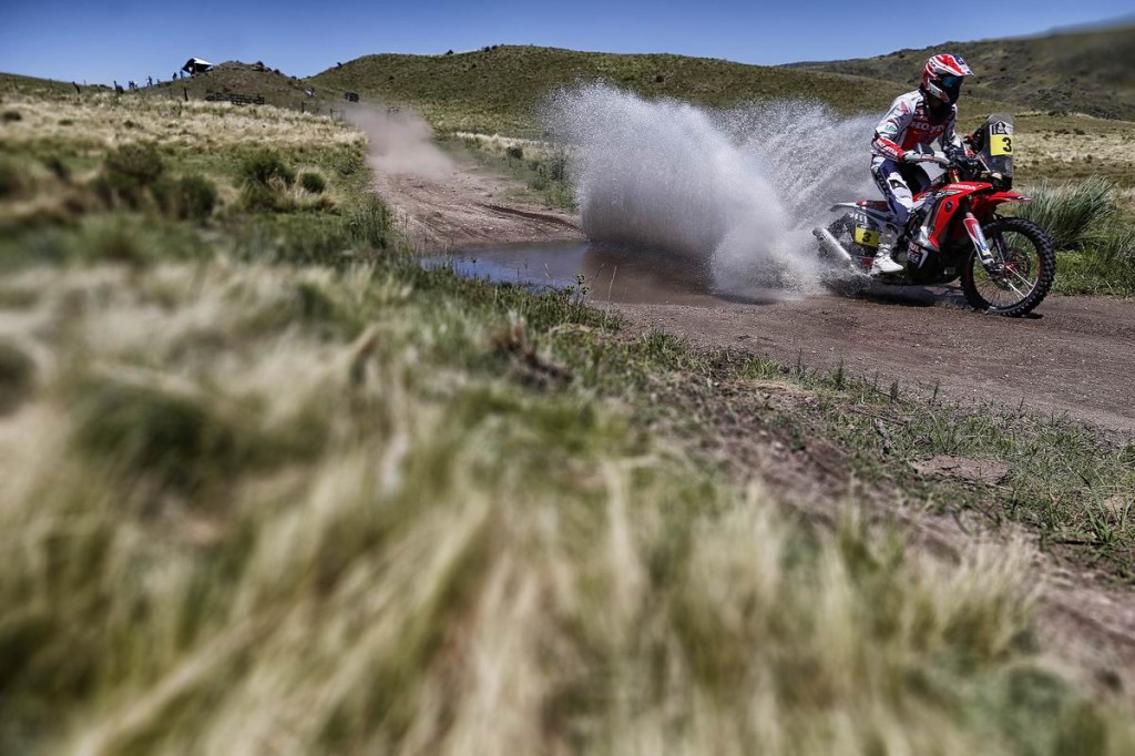 Dakar 2014 - Honda CRF 450 Rally