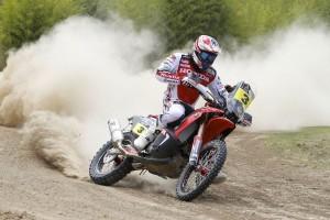Baredda - Honda CFR 450 Rally - Dakar 2014
