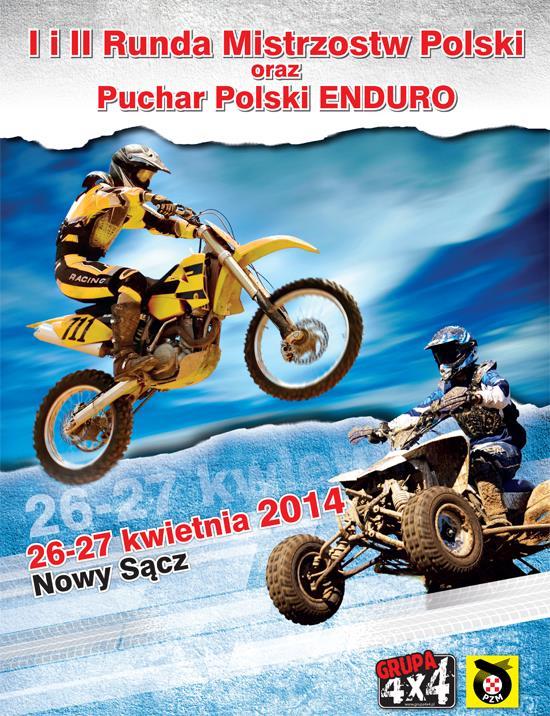 Enduro Nowy Sącz 2014