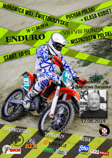 MP Enduro w Morawicy