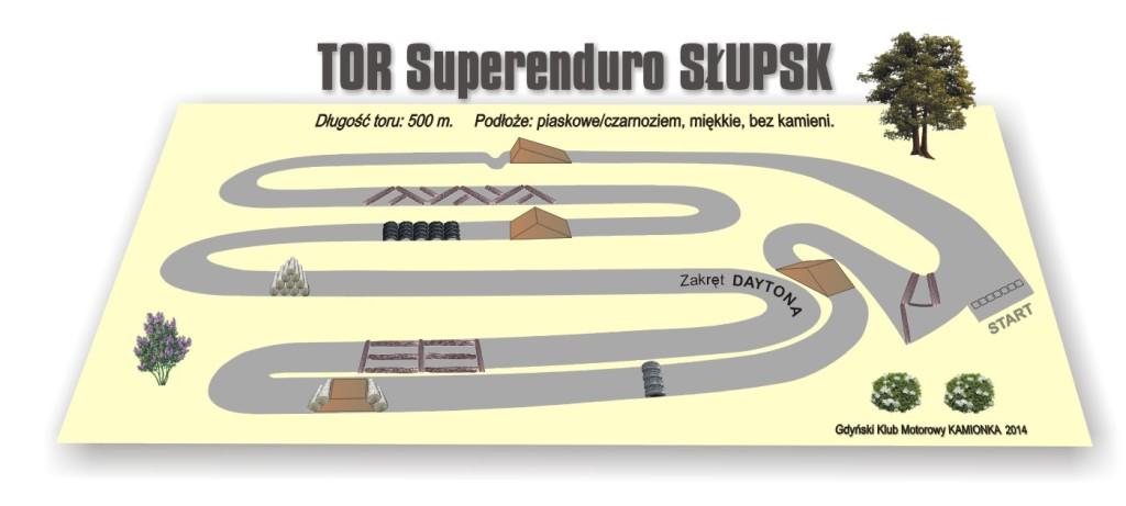 Tor Superenduro - Dolina Charlotty