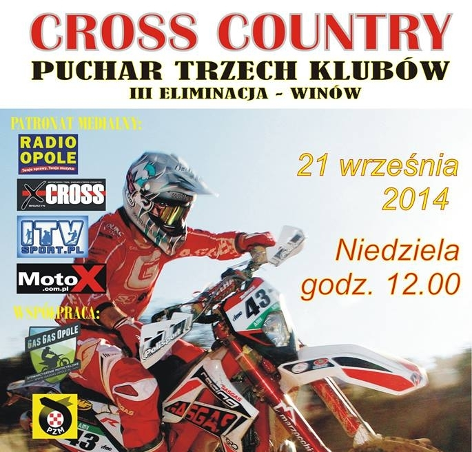 Cross Country Winów 2014