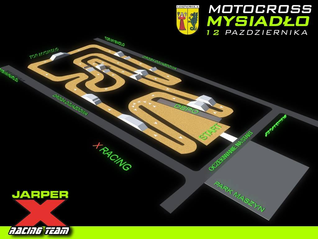 Tor Motocross Mysiadło