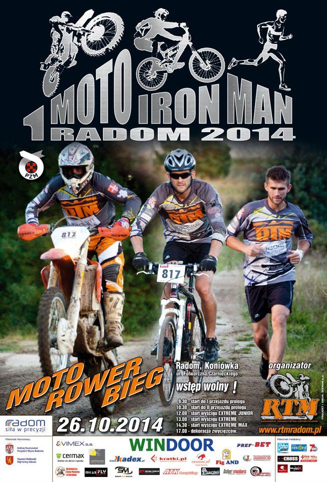 Moto Ironman Radom 2014