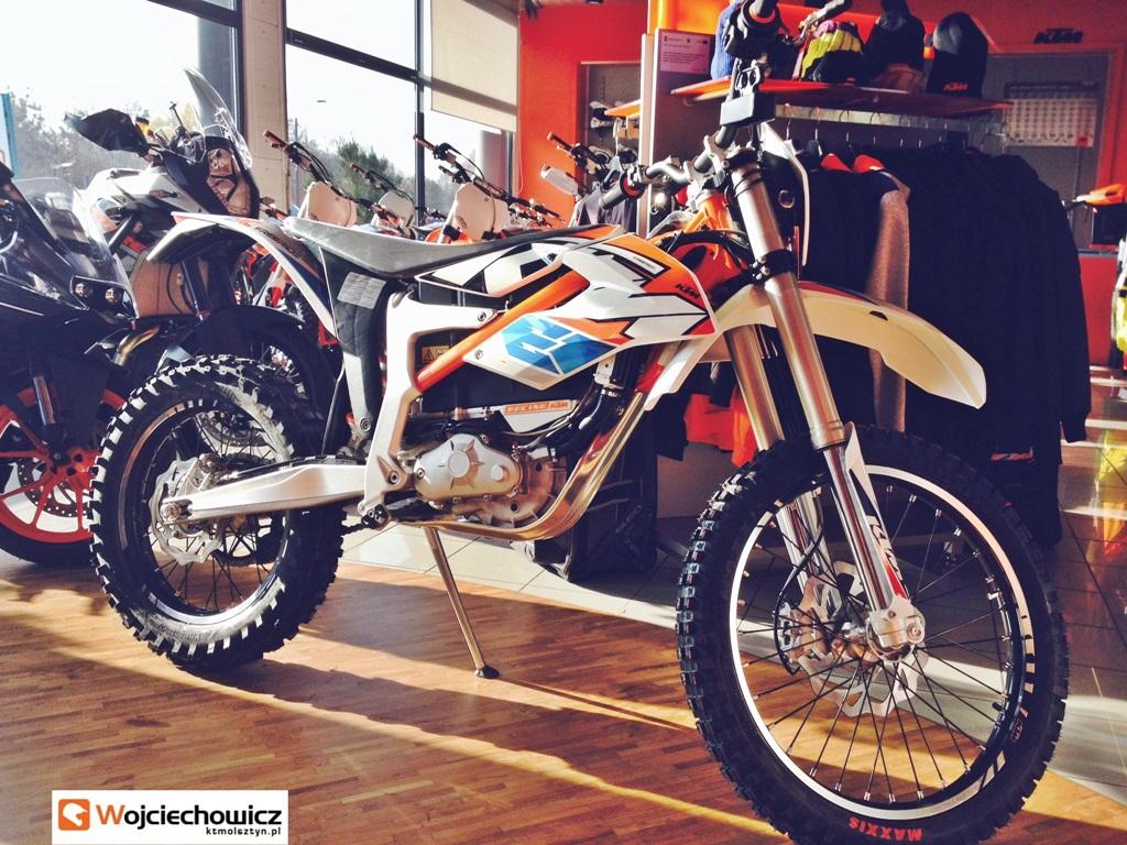 KTM Freeride E - KTM Olsztyn