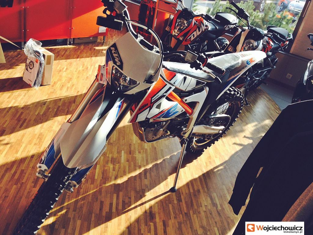 KTM Freeride E w Polsce