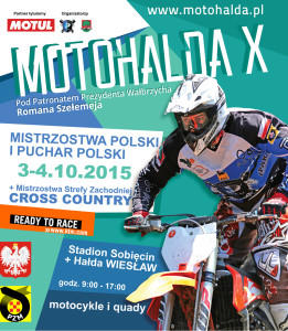 Motohałda 2015 Cross Country