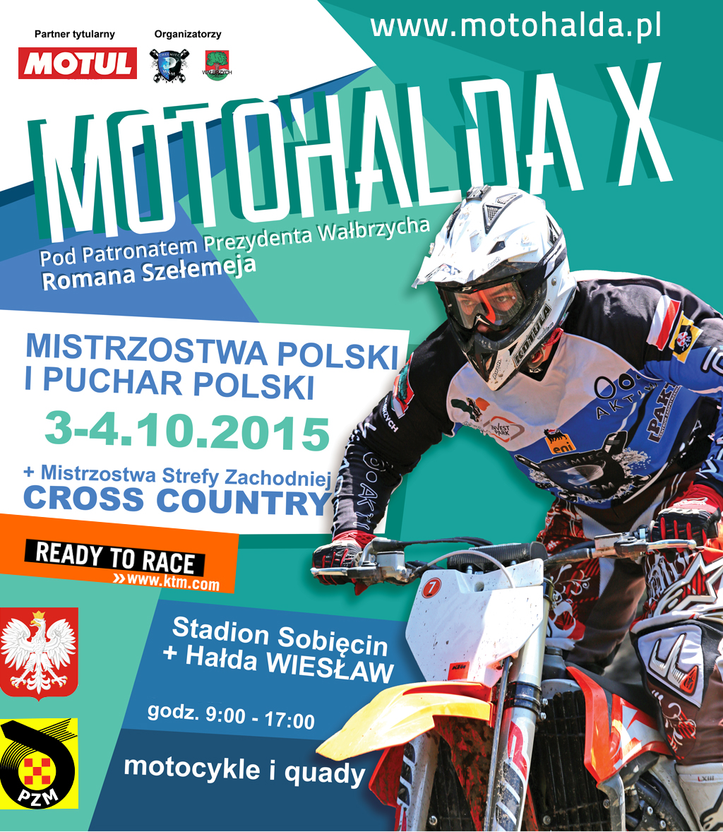 Motohałda 2015 Cross Country