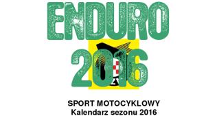 Kalendarz Enduro 2016