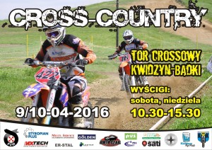 Cross Country 2016 Kwidzyn Bądki