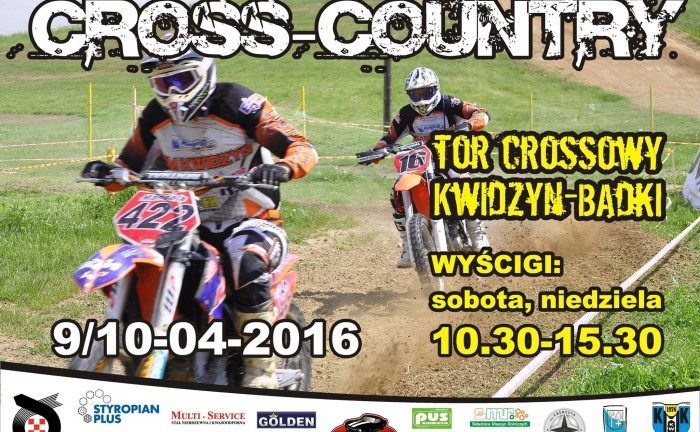 Cross Country 2016 Kwidzyn Bądki
