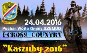 Cross country Kaszuby 2016