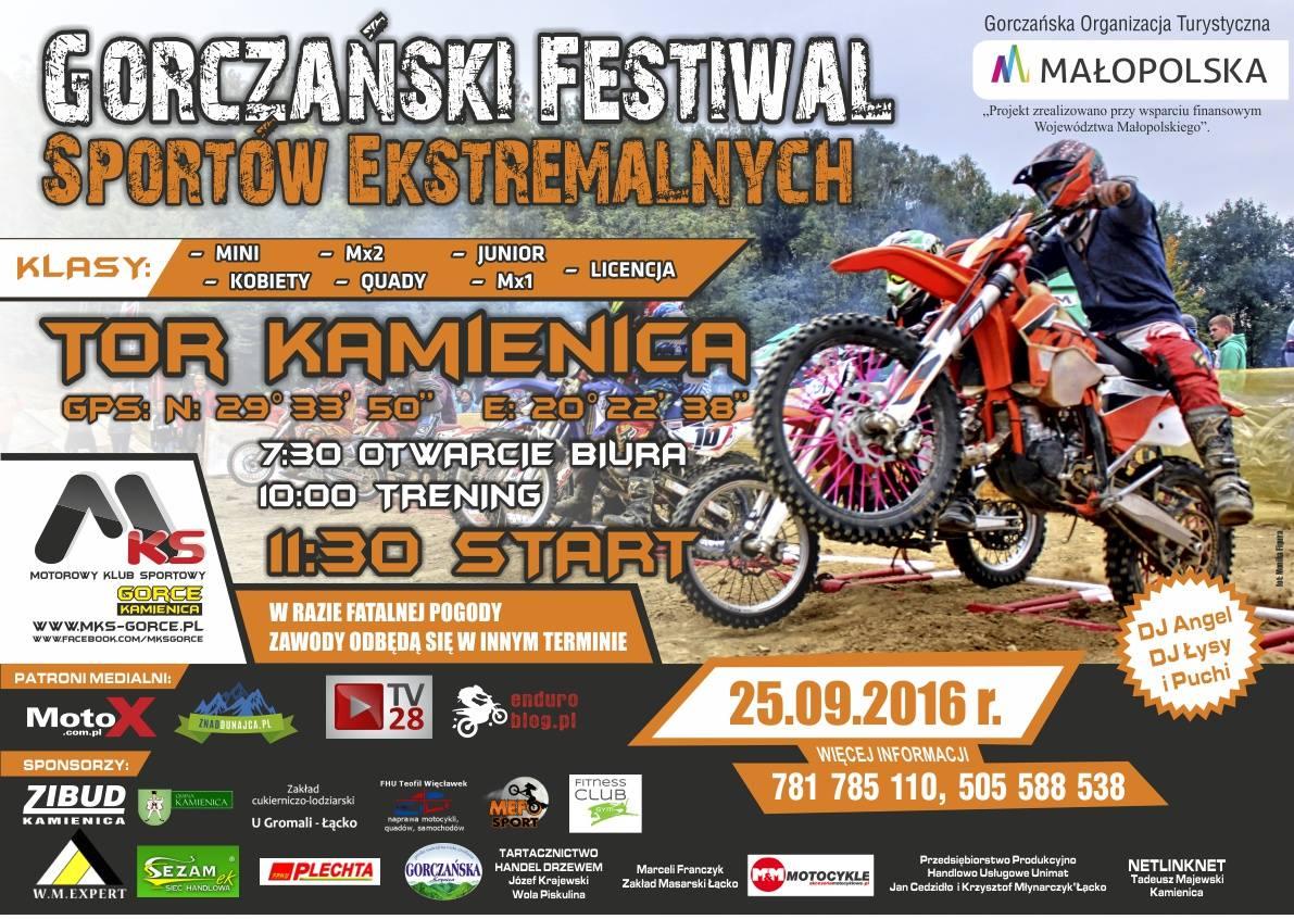 Gorczański Festiwal Sportów Ekstremalnych