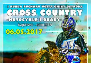 I Runda Pucharu Wójta Gminy Ostróda w Cross Country